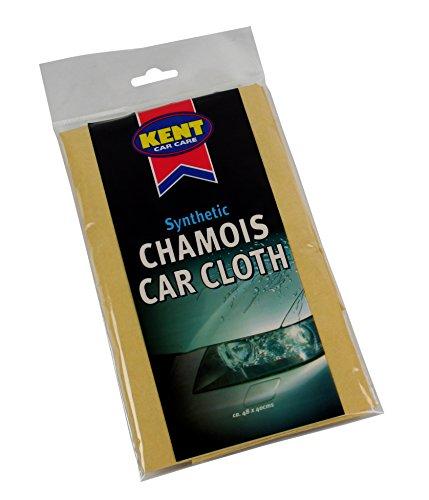 Kent Car Care - Panno in Pelle di camoscio