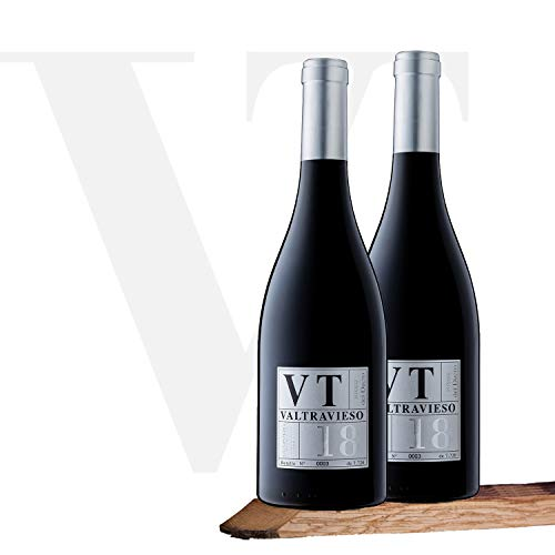 Vino Tinto D.O. Ribera del Duero VT Vendimia Seleccionada Valtravieso   Pack 2 Botellas