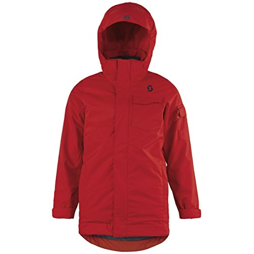 Scott Jungen Skijacke B's Essential Tango red M