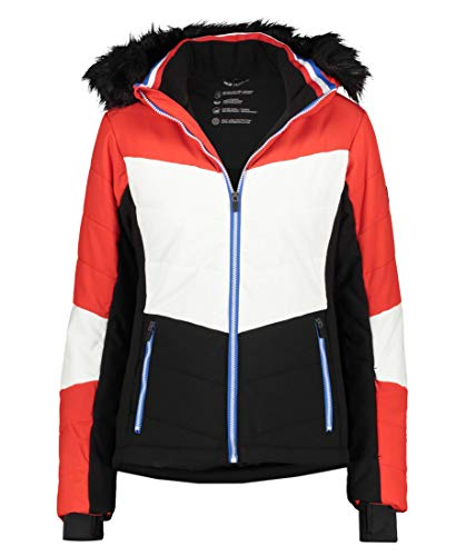 Hot Stuff Damen Skijacke rot (500) 40