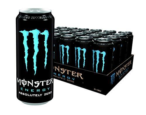 Monster-Ko Energy Absolute Zero 500ml x24 (Lattina)
