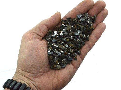 Keled _ R: 100g Elite Schungit Steine für Wasser Reinigung, #A: 0,5-1 cm per one stone