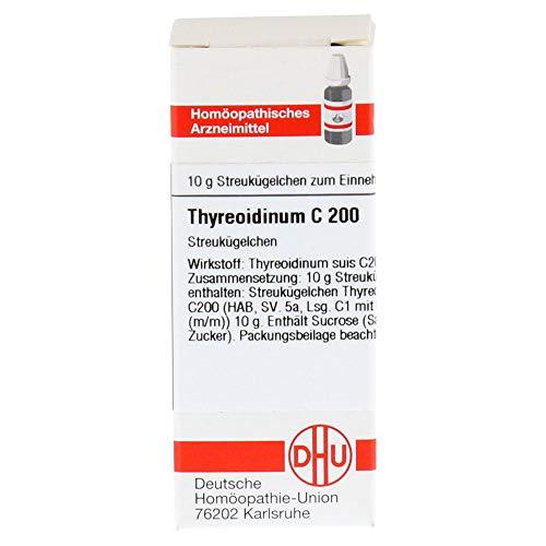 Thyreoidinum C 200 Globuli