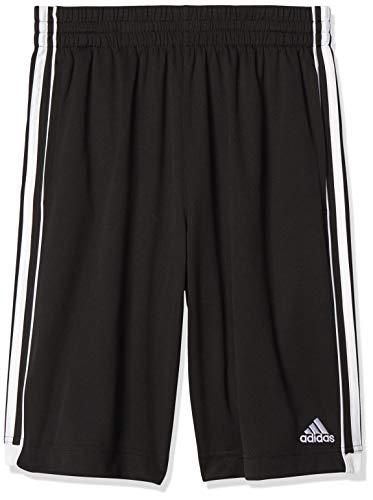 adidas Men\'s Big Boys\' Yrc Speed 18 Short, Mesh Black Adi, Large