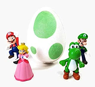 Yoshi Egg Toy Bath Bomb - 12 Oz