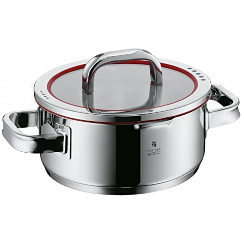 WMF 07 6020 6380 2.5 quart Function Four Pan, Silver