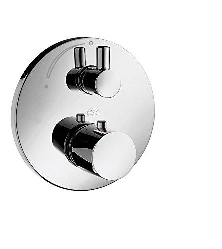 AXOR Uno Unterputz Thermostat mit Absperrventil, Chrom
