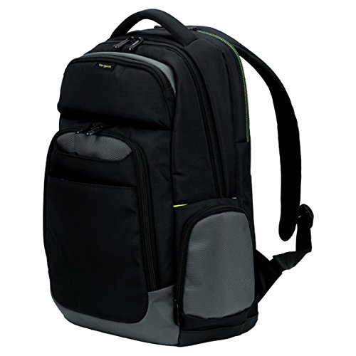 Targus CityGear Laptop 14-Inch Backpack, Black (TCG655EU)
