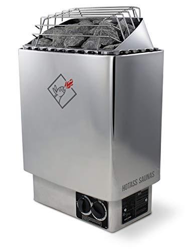 Hotass Saunas HomeHeat Series 4.5 kW Sauna Heater