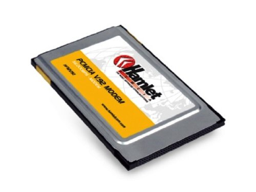 Hamlet HFMV92 - PCMCIA Modem 56K / V92