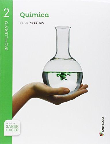Pack QUÍMICA SERIE INVESTIGA 2 BTO SABER HACER + Lo esencial de Quimica