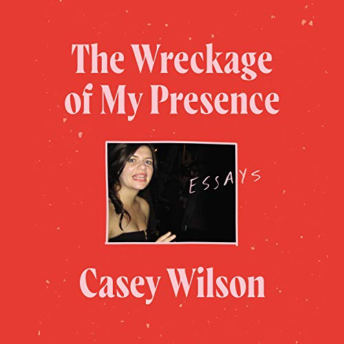 The Wreckage of My Presence cover art