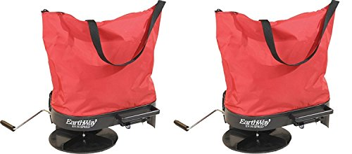 Best Bargain Earthway 2750 Hand-Operated Bag Spreader/Seeder (Pack of 2)