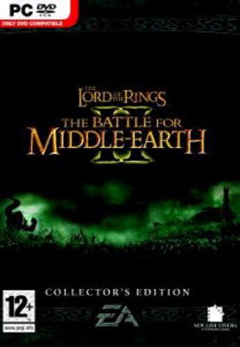 Lord of the Rings: The Battle for Middle-Earth II - Collector's Edition [UK Import]
