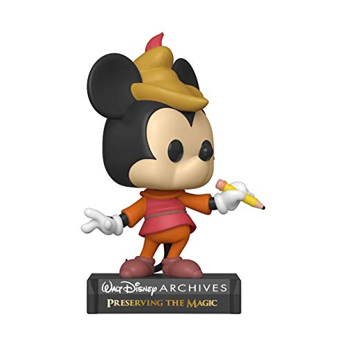 Funko Pop Disney Mickey Mouse Marca Funko