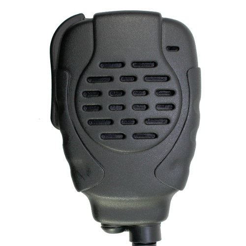 Buy Discount Trooper II Quick Disconnect Noise Cancelling Water Proof Speaker Mic for ICOM 2-Pin w/L...