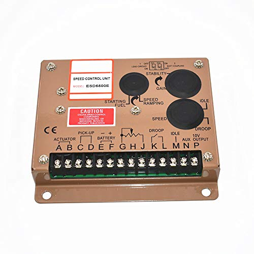 findmall ESD5500E Electronic Engine Speed Controller Governor Generator Genset Parts