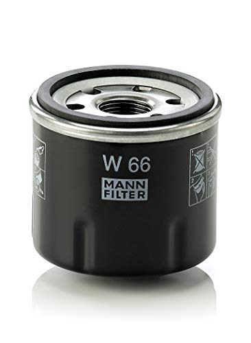 Original MANN-FILTER Ölfilter W 66 – Für PKW