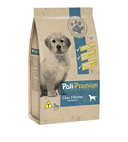 Premium Poly Dog Food for Puppies 15kg