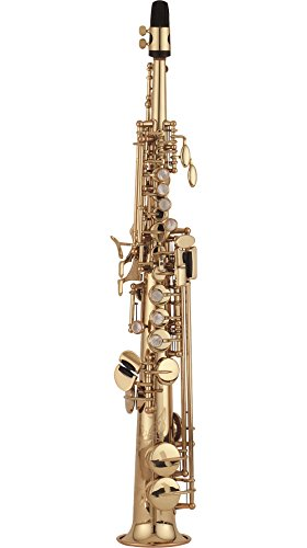 Yanagisawa Sopranino-Saxophon Hohes 'E' - Messing SN981