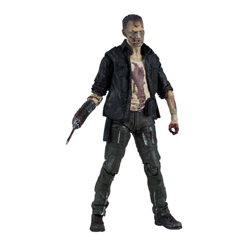 McFarlane The Walking Dead Series V Merle Zombie