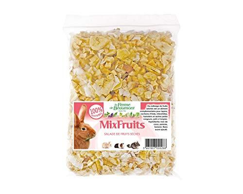 Mix Fruits Salade de Fruits séchés Lapins, rongeurs 300 GR