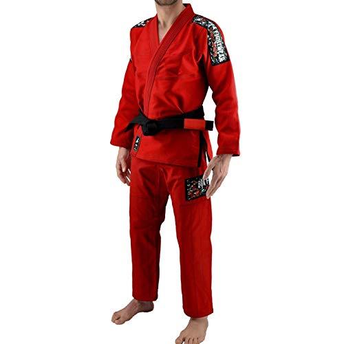 Bõa BJJ Gi Kimono Treinado 3.0 (Roja, A3)