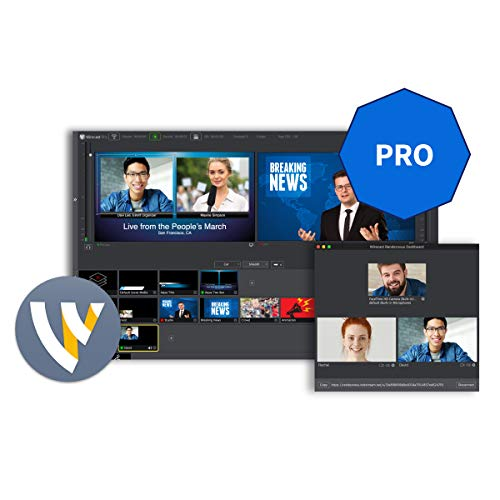 New Telestream Wirecast Pro | Live Video Streaming Software Windows Electronic Delivery