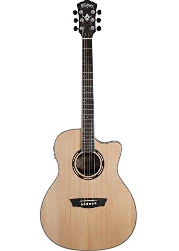 Washburn AG70CEK-A Apprentice Series Acoustic Electric Guitar