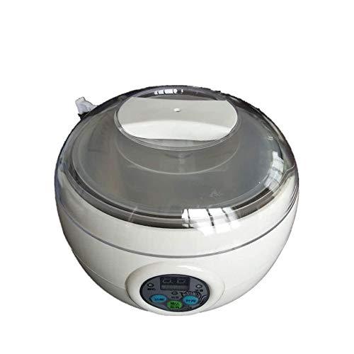 CHENGGUAN. 1. 5 Litri Grande capacità Smart Yogurt Maker con Rivestimento in Acciaio Inox, Machine per Yogurt Semplice Moda Creativo