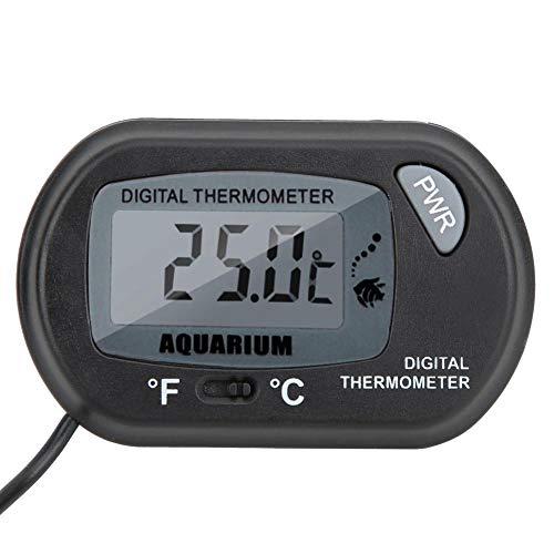Termómetro eléctrico de alta precisión, pantalla de tempe