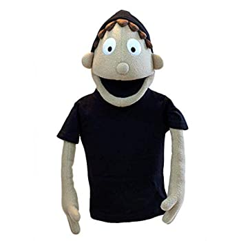 Customizable Boy Puppet #2 - Professional Puppet Ministry School Church
