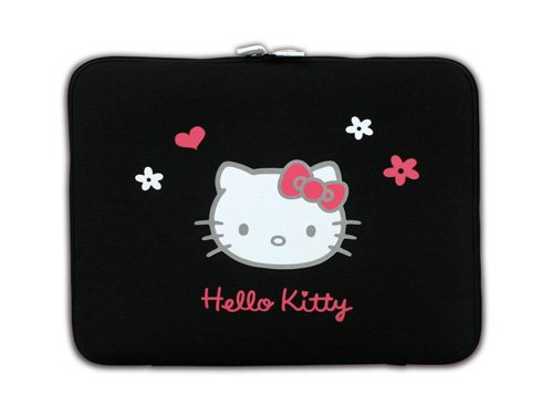 15 Zoll 15,6 Zoll (39,6 cm), Original-Port Designs Hello Kitty Tasche Notebooktasche