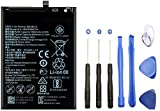 Batterie Asesino Compatible avec Huawei Mate 10/Mate 10 Pro/P20 Pro (4000mAh) avec Trousse à Outils...
