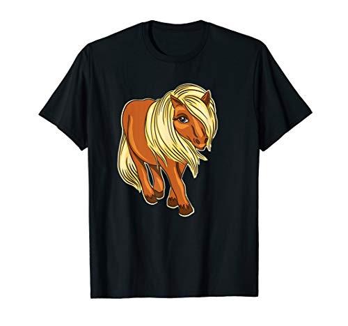 Pony, Shetland Pony, Pferd Geschenk T-Shirt