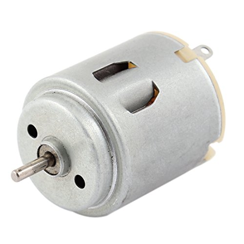 UXCELL DC 3–9V 6402–22767RPM Speed 2terminale elettrico magnetico micro motore