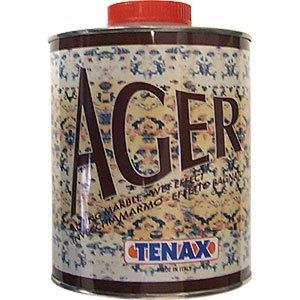 Tenax Ager Color Enhancing Granite Sealer, Marble Sealer, & Stone Sealer - 1 Quart
