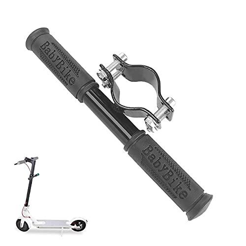 TUSNAKE Scooter eléctrico barandilla de niño ajustable Grip Bar seguro titular niños barandilla para Xiaomi M365 Scooter antideslizante ajustable altura Accesorios ajustable seguro titular
