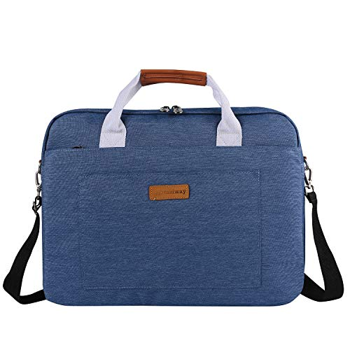 15.6 Inch Laptop Bag for Dell Inspiron Precision Latitude 15, Vostro 15, XPS 15