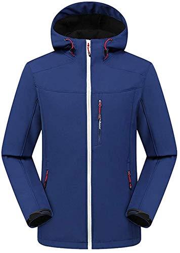 Bakugou Ski Jacket Men Waterproof Warm Cotton Winter Snow Coat Mountain Snowboard Windbreaker Hooded Raincoat