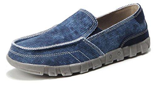 PPXID Baskets Low Loisirs Toile Bateau Chaussures de...