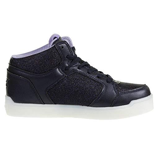 Skechers Mädchen Energy Lights Hohe Sneaker, Blau - 5