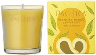 パシフィカ キャンドル ブラジリアンマンゴーグレープフルーツ