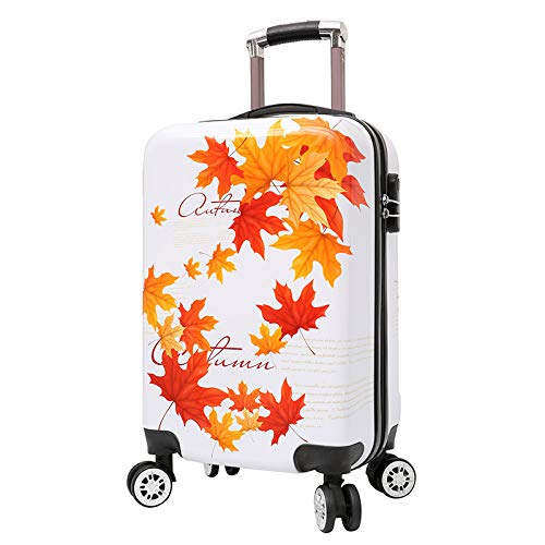 SONGXZ Kinderkoffer 2019 New Cartoon Pc Luggage Universal Wheel Wear Kinderkoffer