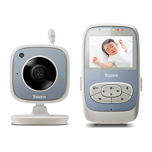 iNanny NM288 Digital Video Baby Monitor
