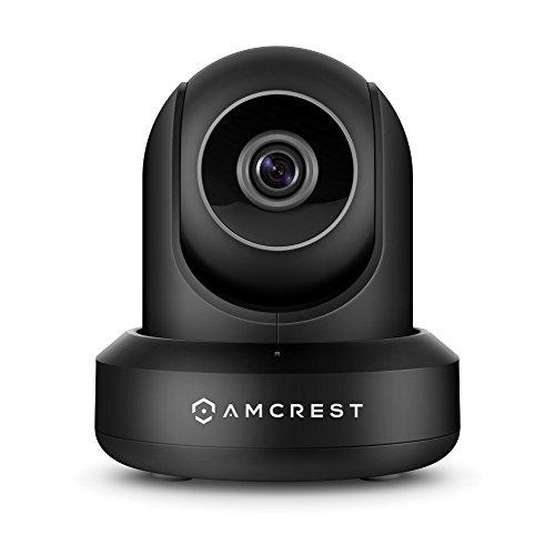 Amcrest ProHD IP2M-841B - Telecámara inalámbrica WiFi 1080P con IP dotada...