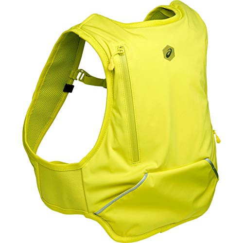 Asics Running Backpack 155017-0486; Unisex Backpack; 155017-0486_M; Yellow; M EU (UK)