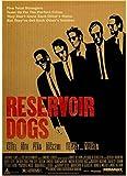 FENGBIN Canvas Posters Decor Quentin Tarantino Series Movie