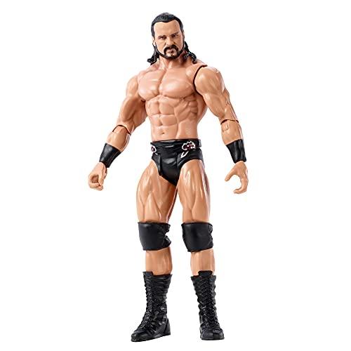 WWE Figura Drew McIntyre, muñeco articulado de juguete (Mattel GTG69)
