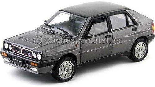 colores increíbles 1989 Lancia Lancia Lancia Delta HF Integrale 16V gris Quarts 1 18 Sun Star 3153  tomamos a los clientes como nuestro dios
